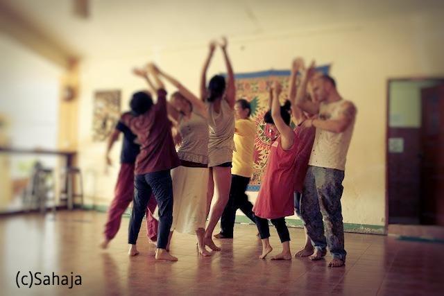 Pai-dancing
